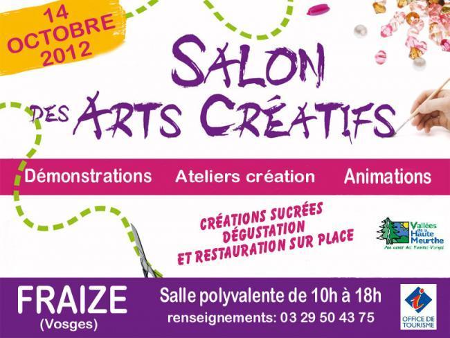 Salon des arts cr atifs de fraize annuaire vosges - Salon des arts creatifs ...